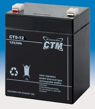 [tag] 12 volt 6Ah. bly batteri 12 volts blybatterier