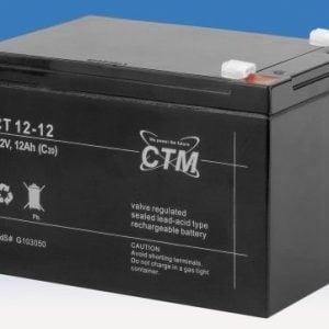 [tag] 12 volt 12 Ah. bly batteri 12 volts blybatterier