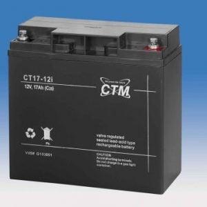 [tag] 12 volt 18 Ah. bly batteri 12 volts blybatterier