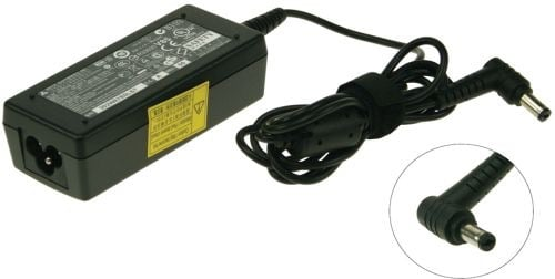 [tag] AC Adapter 19V 1.58A 40W includes power cable Batterier Bærbar
