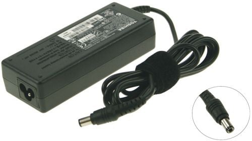[tag] AC Adapter 15V 5A includes power cable Batterier Bærbar