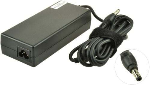 [tag] AC Adapter 19V 6.3A includes power cable Batterier Bærbar