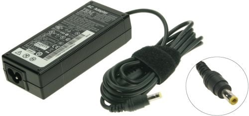 [tag] AC Adapter 4.5A 72W includes power cable Batterier Bærbar
