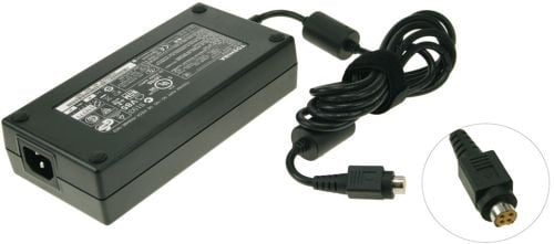 [tag] AC Adapter 19V 9.5A 180W includes power cable Batterier Bærbar