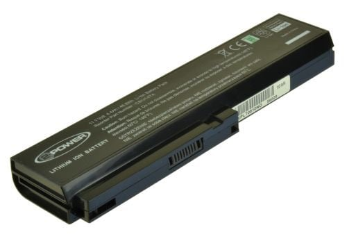 [tag] Main Battery Pack 11.1V 4400mAh 48.8Wh Batterier Bærbar