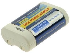 [tag] Digital Camera Battery 6V 500mAh Digitalkamera