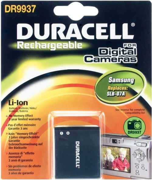 [tag] Digital Camera Battery 3.7v 700mAh 2.6Wh Digitalkamera
