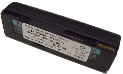 [tag] Digital Camera Battery 3.6V 1800mAh Digitalkamera