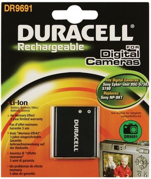 [tag] Digital Camera Battery 3.7v 770mAh 2.8Wh Digitalkamera