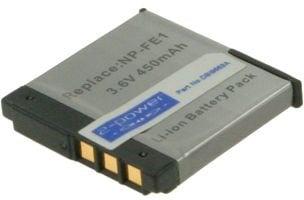 [tag] Digital Camera Battery 3.6V 400mAh Digitalkamera