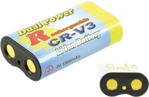 [tag] Digital Camera Battery 3V 1100mAh Digitalkamera