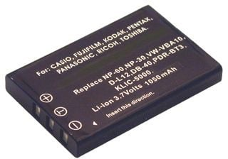 [tag] Digital Camera Battery 3.7V 1150mAh Digitalkamera