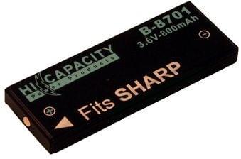[tag] Digital Camera Battery 3.6V 1000mAh Digitalkamera