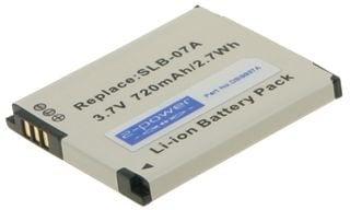 [tag] Digital Camera Battery 3.7v 720mAh Digitalkamera