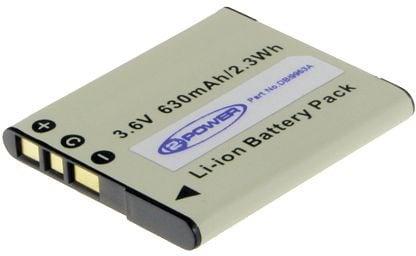 [tag] Digital Camera Battery 3.6V 630mAh Digitalkamera