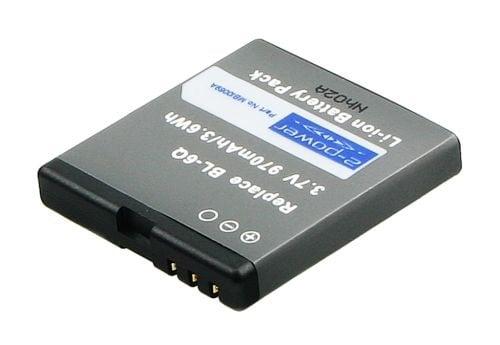 [tag] Mobile Phone Battery 3.7V 700mAh 3.6Wh Mobiltelefon batterier