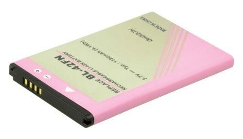 [tag] Smartphone Battery 3.7V 1120mAh Mobiltelefon batterier