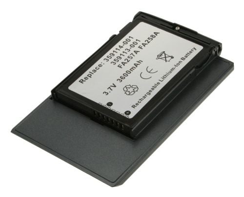 [tag] PDA Battery 3.7V 3600mAh (Extra Cap) Mobiltelefon batterier