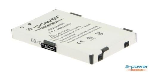 [tag] PDA Battery 3.7V 1320mAh Mobiltelefon batterier