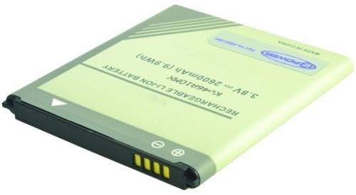 [tag] Smartphone Battery 3.8V 2600mAh Mobiltelefon batterier