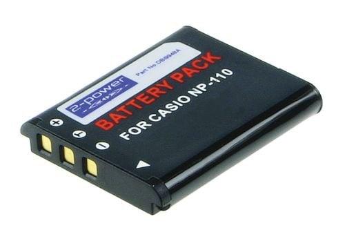 [tag] Digital Camera Battery 3.7v 1200mAh Digitalkamera