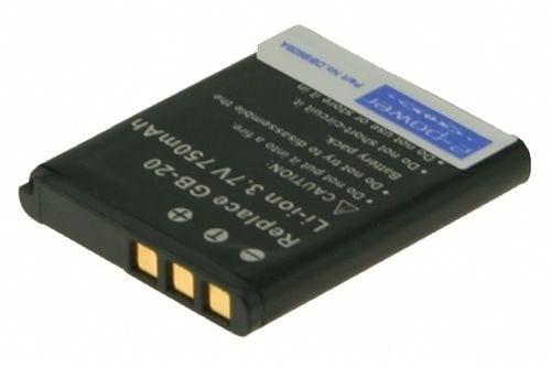 [tag] Digital Camera Battery 3.7V 750mAh Digitalkamera