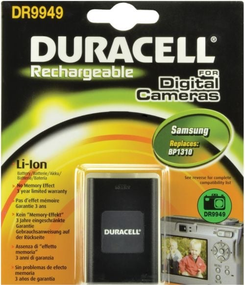[tag] Camera Battery 7.4V 1200mAh 8.9Wh Digitalkamera