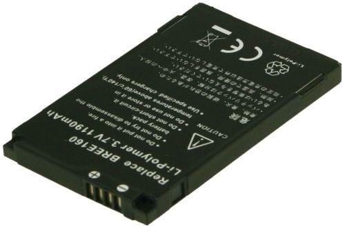 [tag] PDA Battery 3.7V 1190mAh Mobiltelefon batterier