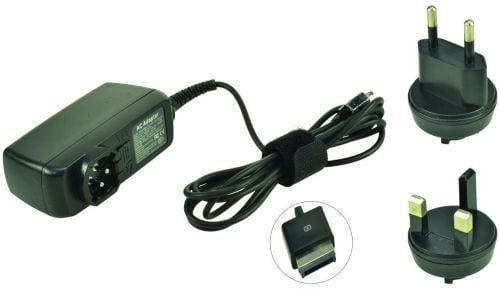 [tag] AC Adapter 15V 18W (+ UK/EU Plugs) Batterier Bærbar