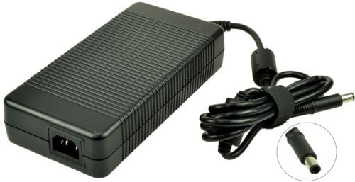 [tag] AC Adapter 19.5V 11.8A 230W includes power cable Batterier Bærbar