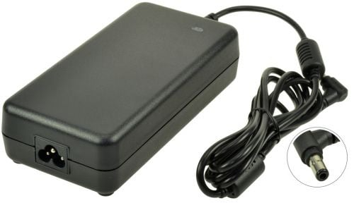 [tag] AC Adapter 130W includes power cable Batterier Bærbar