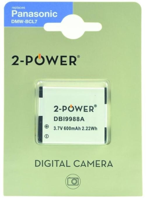 [tag] Digital Camera Battery 3.7V 600mAh Digitalkamera