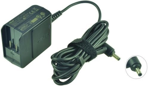 [tag] AC Adapter 19V 1.75A 33W (Without Plug) Batterier Bærbar
