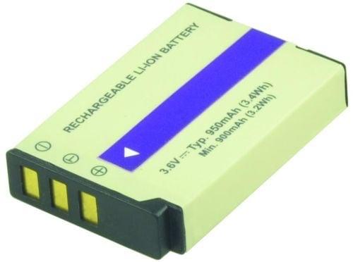 [tag] Digital Camera Battery 3.6V 850mAh Digitalkamera