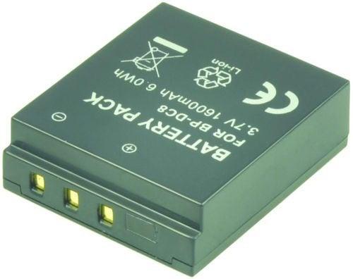 [tag] Digital Camera Battery 3.7V 1600mAh Digitalkamera