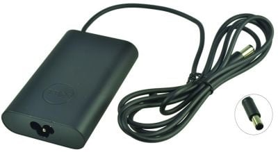 [tag] AC Adapter 19.5V 3.34A 65W (7.4mmx5.0mm) includes power cable Batterier Bærbar