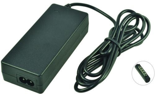 [tag] AC Adapter 12V 45W includes power cable Batterier Bærbar