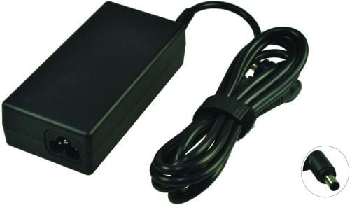 [tag] AC Adapter 19.5V 65W includes power cable Batterier Bærbar