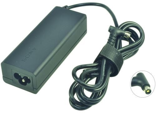 [tag] AC Adapter 19.5V 2.0A 40W + 1A USB includes power cable Batterier Bærbar