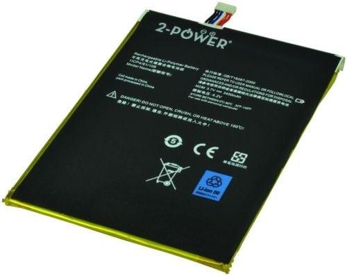 [tag] Main Battery Pack 3.7V 3450mAh Batterier Bærbar
