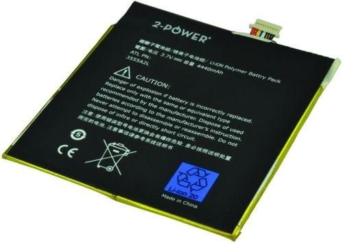 [tag] Main Battery Pack 3.7V 4400mAh Batterier Bærbar
