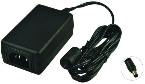 [tag] AC Adapter 12V 1.25A 15W includes power cable Batterier Bærbar