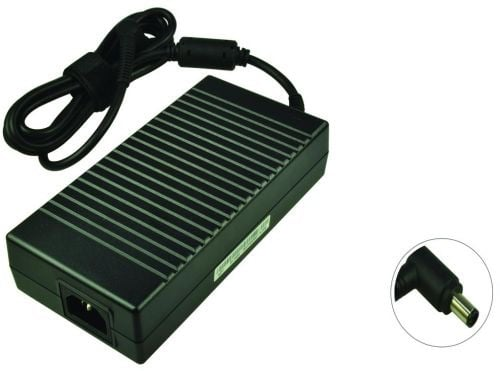[tag] AC Adapter 180W 19.5V includes power cable Batterier Bærbar