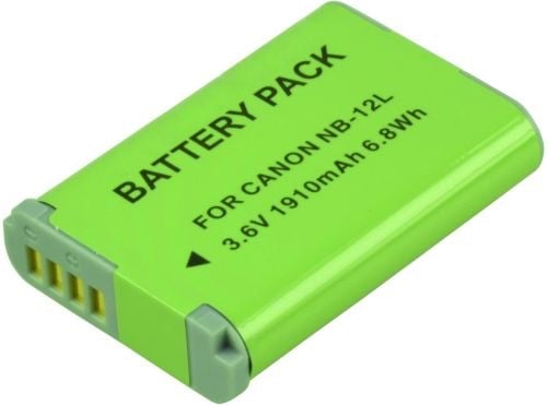 [tag] Digital Camera Battery 3.6V 1910mAh Digitalkamera