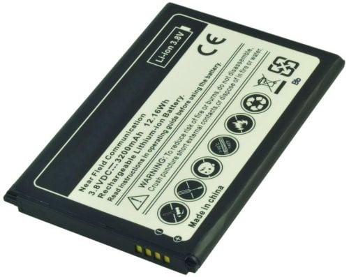 [tag] Smartphone Battery 3.8V 3200mAh Mobiltelefon batterier
