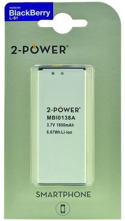 [tag] Smartphone Battery 3.7V 1800mAh Mobiltelefon batterier