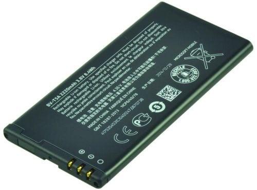 [tag] Smartphone Dual Sim Battery 3.8V 2220mAh Mobiltelefon batterier