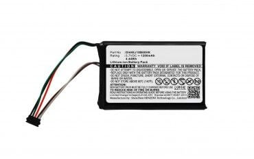 [tag] Batteri til Garmin Edge 1000 Garmin batterier