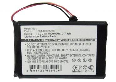 [tag] Batteri til Garmin Nuvi 2300 Garmin batterier