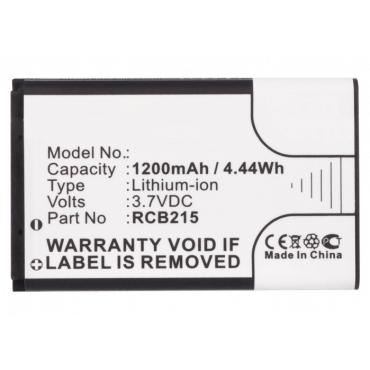 [tag] Batteri til bl.a. Doro PhoneEasy 332 Doro batterier